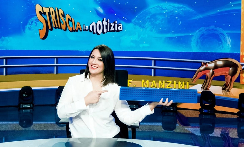 Striscia la notizia - Francesca Manzini