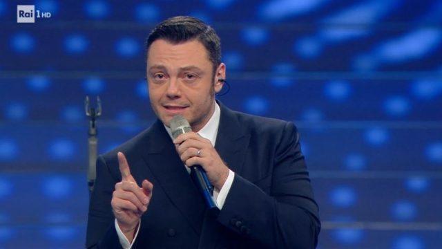 Tiziano Ferro nella serata finale di Sanremo 2020 - Il monologo sui suoi 40 anni