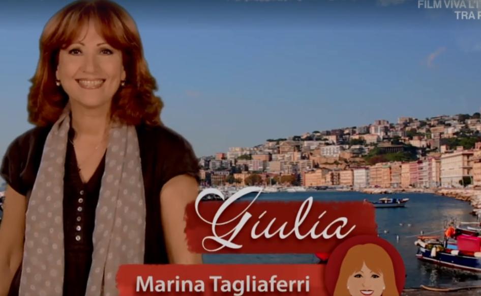 Un posto al sole 10 - 14 febbraio Marina Tagliaferri