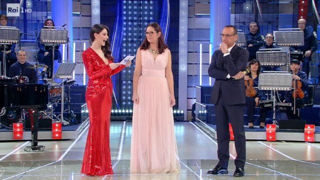 La Corrida diretta 21 febbraio - Valentina Alagna canta in lingua dei segni