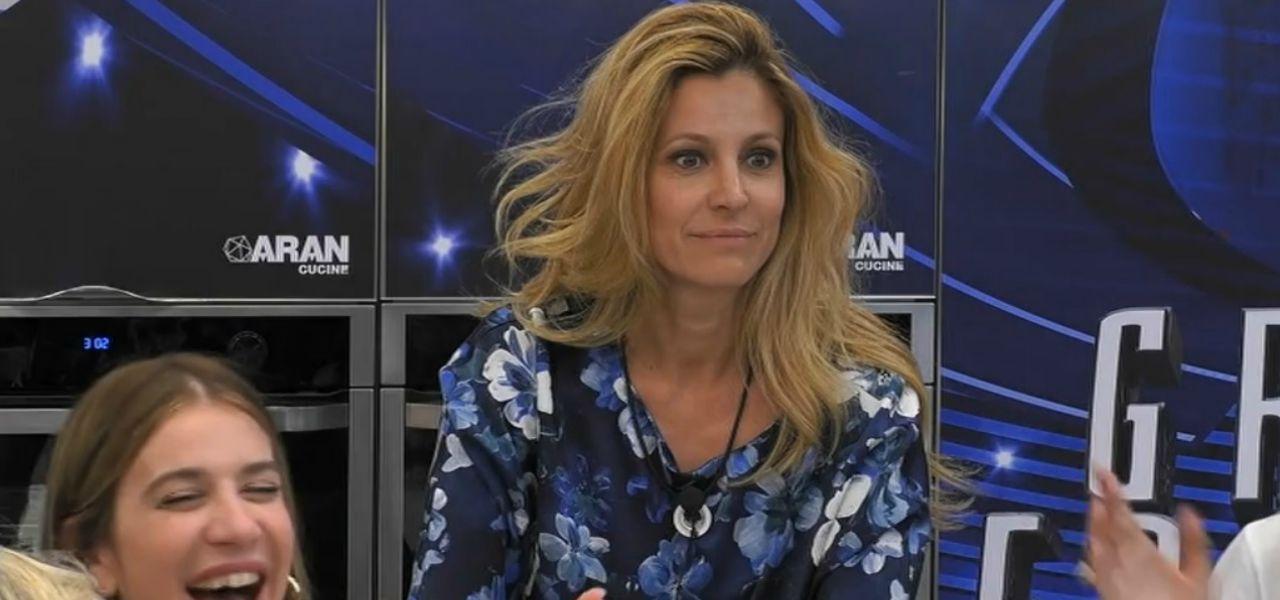 GF Vip 4 Adriana Volpe