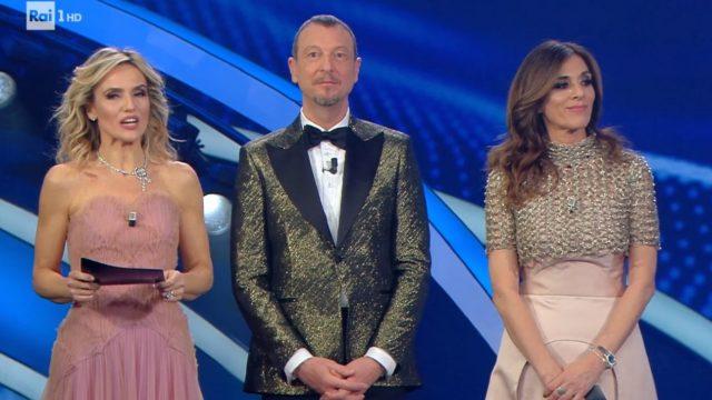 Sanremo 2020 look seconda serata 5 febbraio