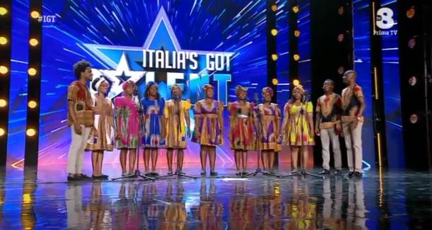 italia's got talent 26 febbraio