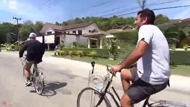 Pechino Express biciclette