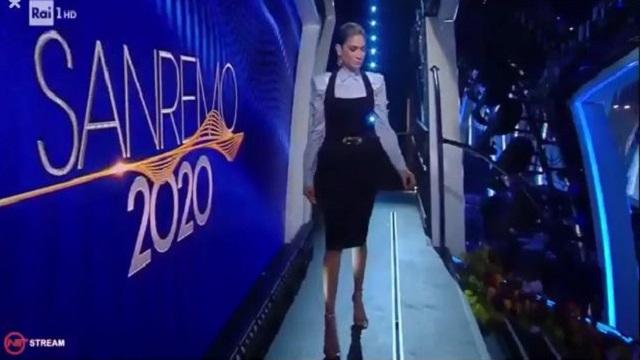 Sanremo 2020 diretta 6 febbraio elodie
