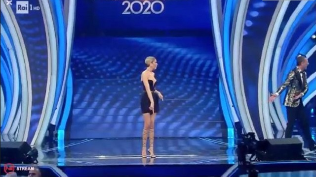 Sanremo 2020 diretta 7 febbraio elodie