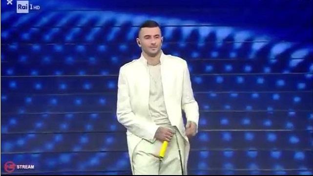 Sanremo 2020 Junior Cally