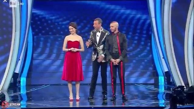 Sanremo 2020 diretta 7 febbraio tecla marco