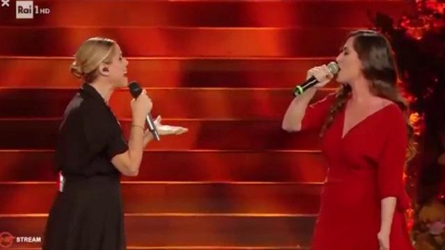 Sanremo 2020 diretta 6 febbraio tosca