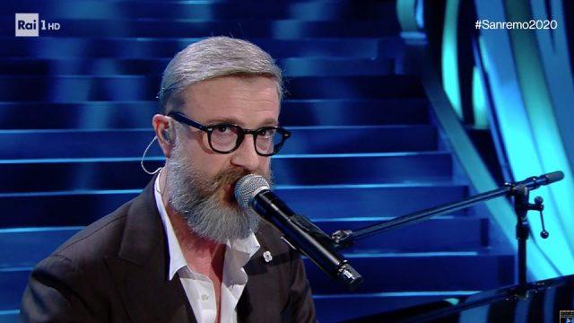 Sanremo 2020 canzoni prima serata Marco Masini