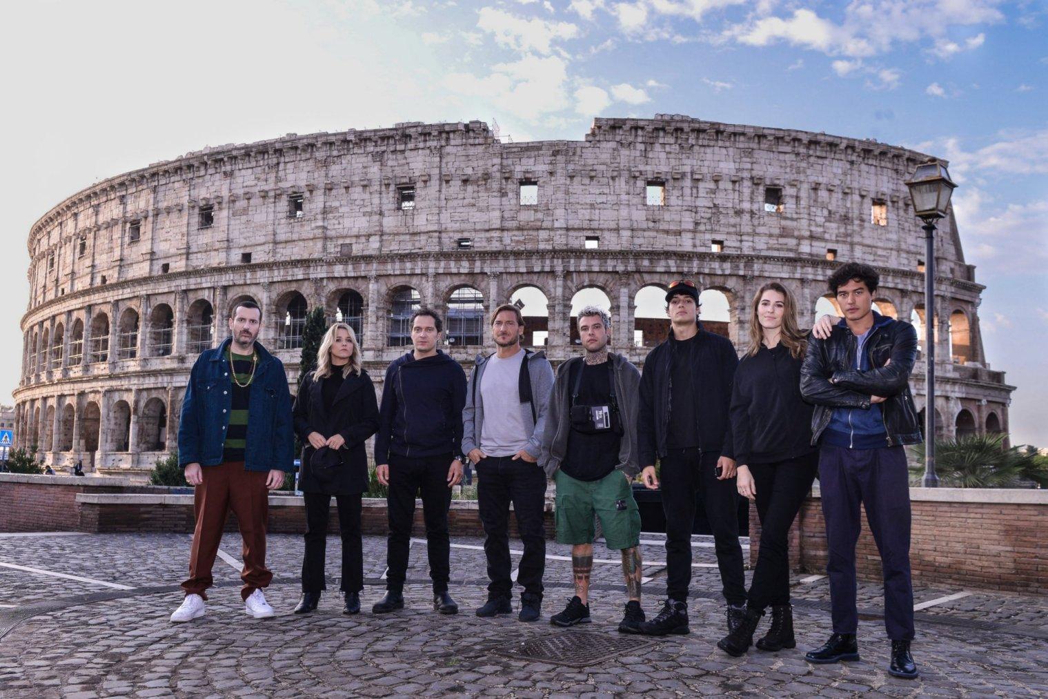 Celebrity Hunted Italia recensione