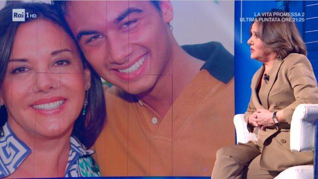 Patrizia Mirigliani racconta la dipendenza del figlio Nicola