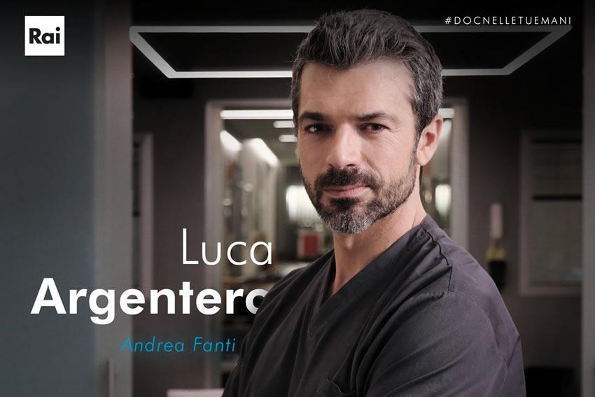 Doc nelle tue mani Luca Argentero