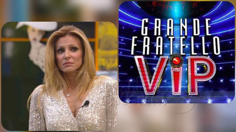 GF Vip 4 Adriana Volpe lascia la casa
