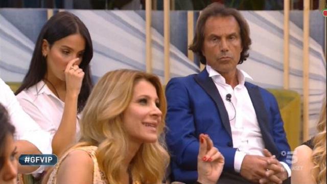GF Vip 4 Adriana Volpe e Antonio Zequila