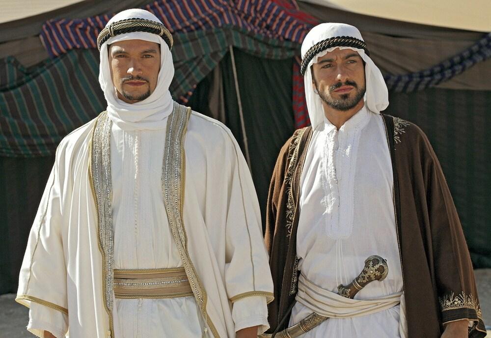 I sussurri del deserto attori