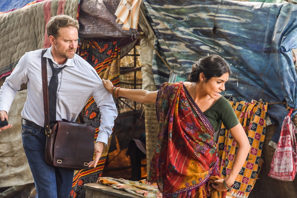 Il fiume della vita Gange attori