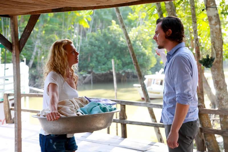 Il fiume della vita Rio delle Amazzoni attori