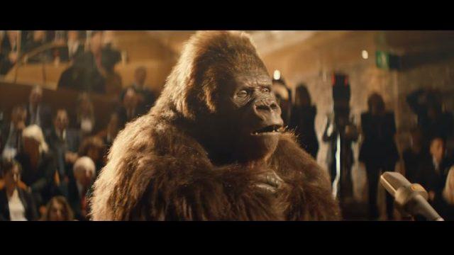 I video della nuova pubblicità del Crodino con il gorilla