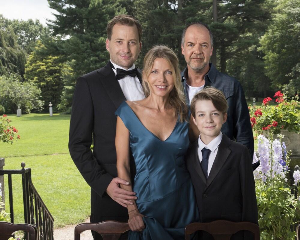 Katie Fforde Un desiderio di famiglia attori