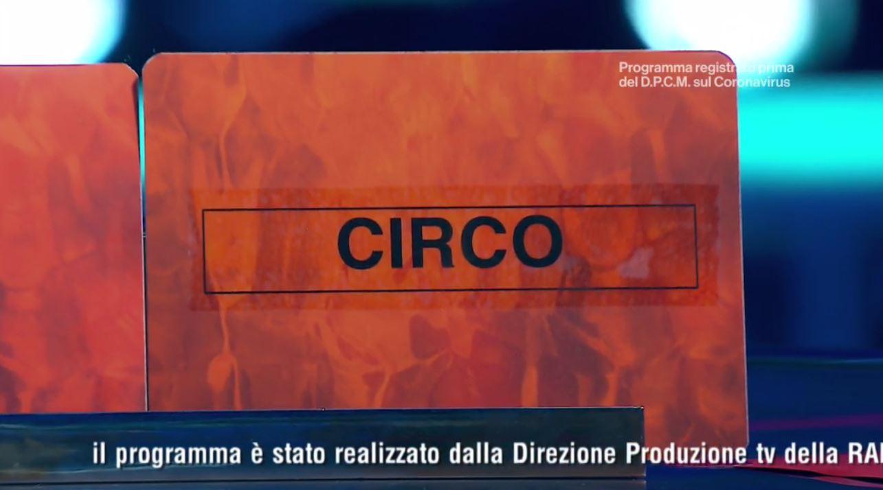 L'Eredità Francesco Annunzi Circo