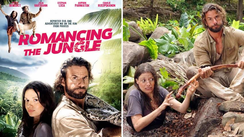 La mia pazza avventura nella giungla Rai 2