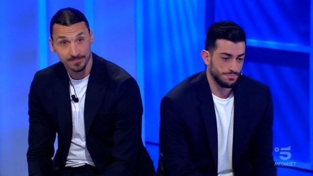 La storia di Gianmarco e Francesco - Ospite Zlatan Ibrahimovic