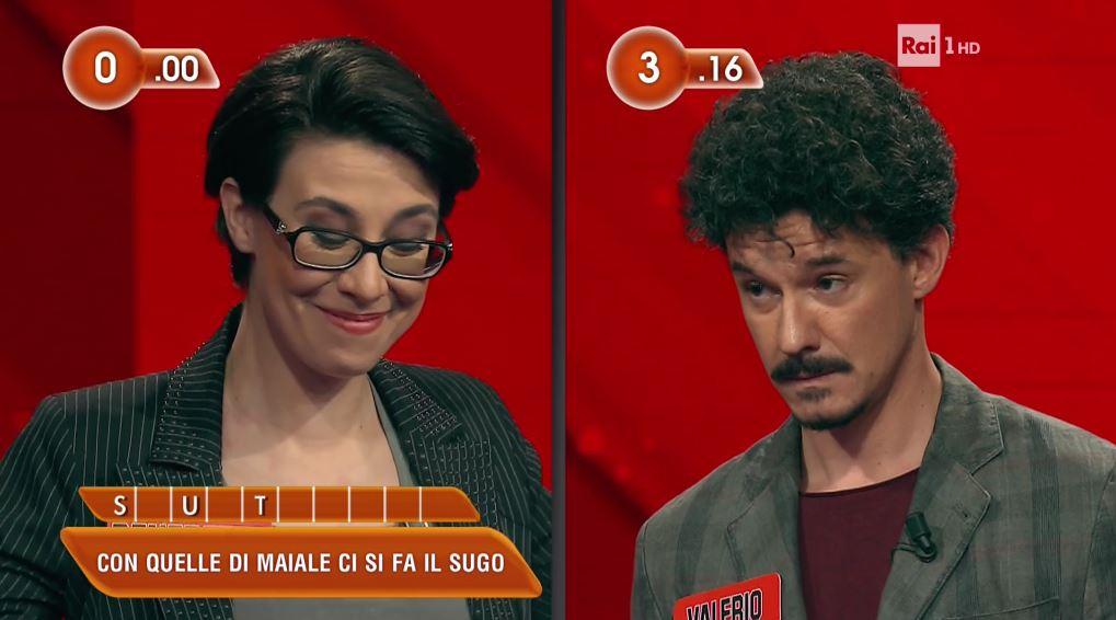 L'eredità Antonella da Marigliano Benedetta eliminata