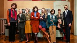 Made in Italy serie tv Canale 5