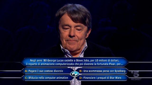 Paolo Gei legge la nuova decima domanda
