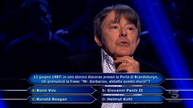 Ottava domanda Paolo Gei