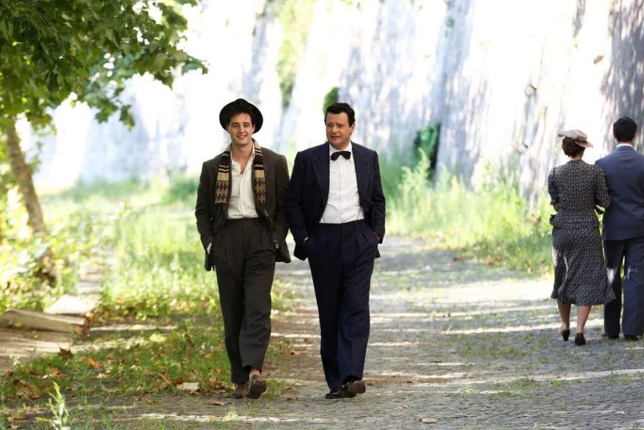 Permette Alberto Sordi film finale