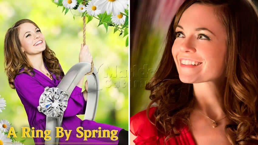 Un anello a primavera Tv8