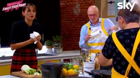 family food fight italia