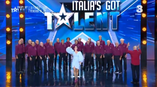 italia got talent 4 marzo