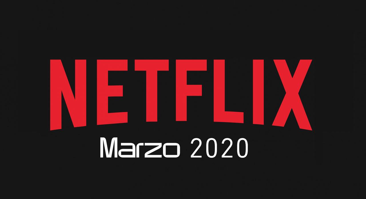 Netflix le uscite di mazro 2020