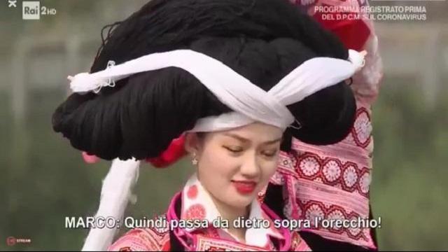 Pechino Express diretta 17 marzo capelli