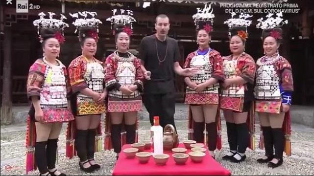 Pechino Express diretta 17 marzo miao