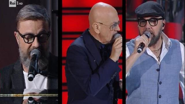 Una storia da cantare trio