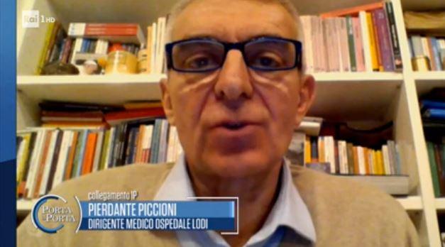 La storia vera del medico Pierdante Piccioni e il rapporto con Luca Argentero