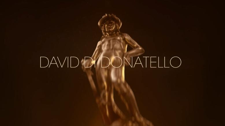 David di Donatello 2020 Carlo Conti