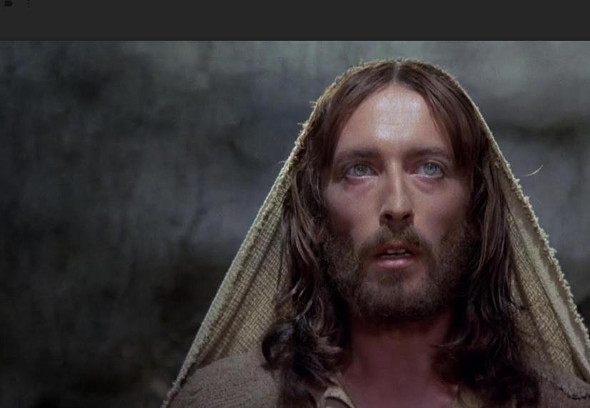 Rai Premium Gesù di Nazaret Zeffirelli