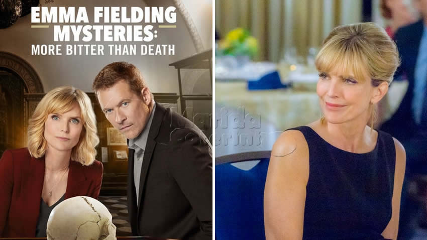 I misteri di Emma Fielding Più amara della morte Rai 2