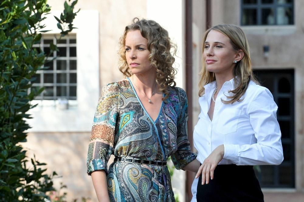 I misteri di Villa Sabrini film attori