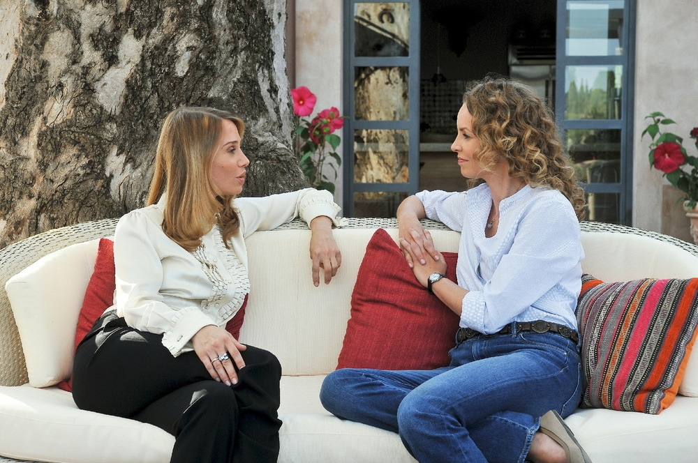 I misteri di Villa Sabrini film dov'è girato
