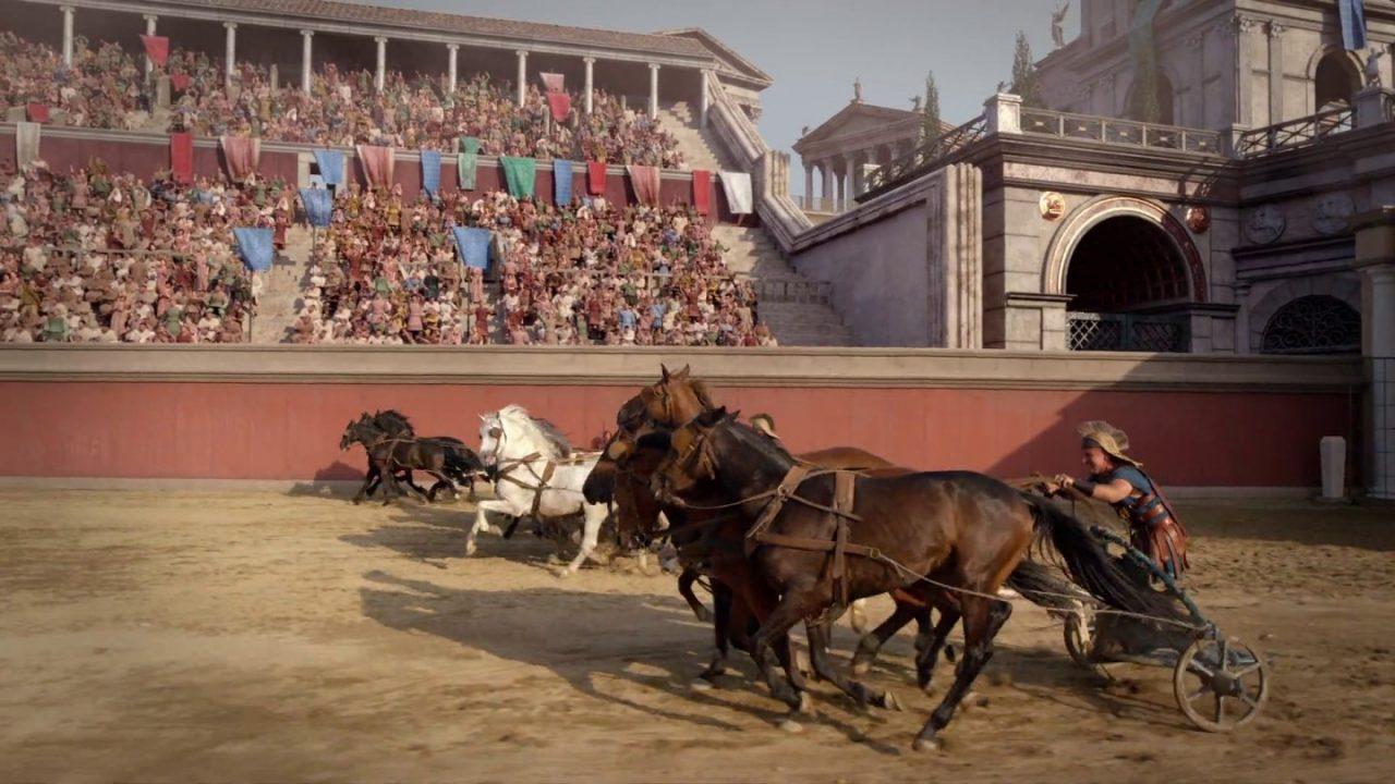 Il Gran premio dell'antica Roma History