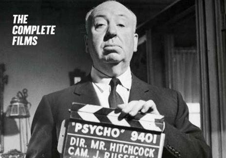 Il profilo di Alfred Hitchcock
