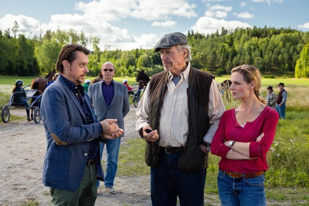 Inga Lindstrom Il sogno di Elin attori
