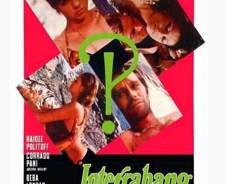 Interrabang Cine34 - locandina