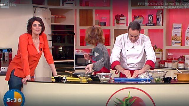 Isoardi torna a La prova del cuoco